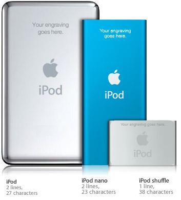 Grabado Apple