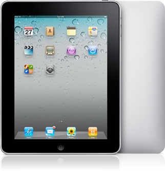 Select your iPad. 32 GB  wi-fi + 3G