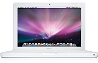 MacBook 2.0GHz Intel Core 2 Duo - White