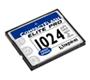 Kingston Elite Pro CompactFlash Karte mit 1024MB Kapazitä