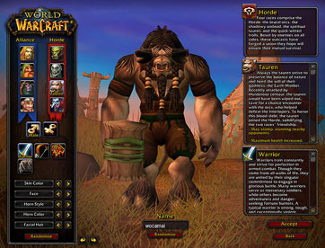 World of Warcraft TA998_screen1