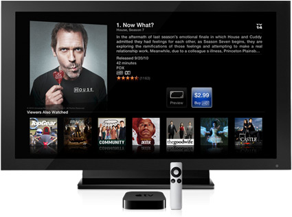 Apple TV: the iPad Control Monster at a Whole New Level