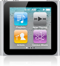 iPod nano MC525J/A [8GB]