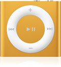 iPod shuffle MC749J/A [2GB]
